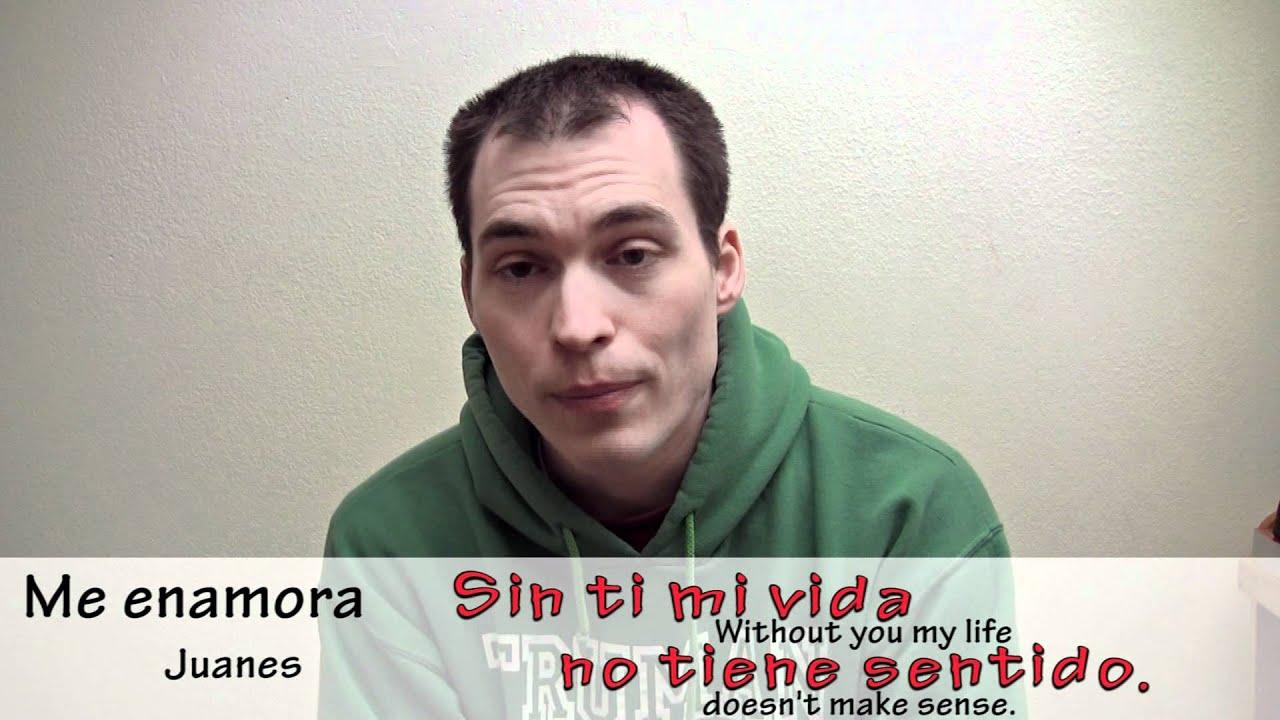 How To Say It Doesnt Make Sense In Spanish Da 14 Youtube