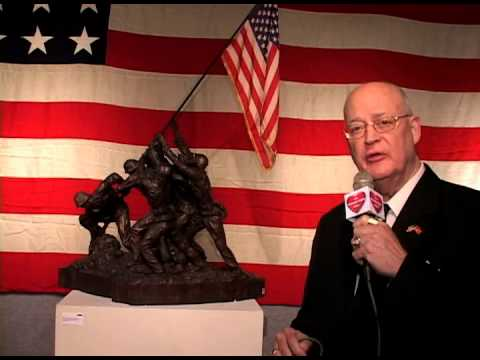 Bonhams' World War II auction including the Original Iwa Jima Monument Friday Feb. 22nd