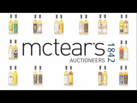 McTears 26 Malts Collection - Whisky Auction In Glasgow On The 2nd November
