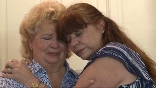 Mother and daughter face to face for the first time in 52 years