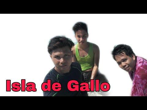 Cresta de Gallo summer escaped. The sand bar