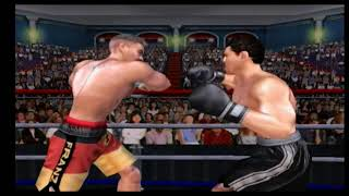 Knockout Kings 2003 Gameplay and Commentary Part 1