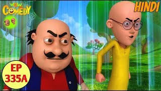 Motu Patlu 2019 | Cartoon in Hindi | 3D Animated Cartoon Series for Kids| Invisible Cage