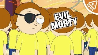 Video The Ultimate Evil Morty Theory Breakdown! (Nerdist News w/ Jessica Chobot) download MP3, 3GP, MP4, WEBM, AVI, FLV April 2018