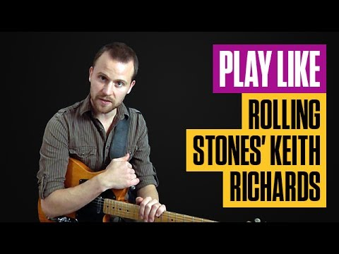 Learn Classic Keith Richard Riffs from The Rolling Stones   Rhythm Guitar Lesson   Guitar Tricks