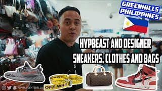 CRAZY DEALS BOOTLEG MARKET! DESIGNER and HYPEBEAST SNEAKERS/CLOTHES (Yeezy, Off white, Supreme,FOG)