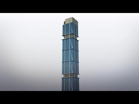 'The One' To Become The Tallest Building In Canada