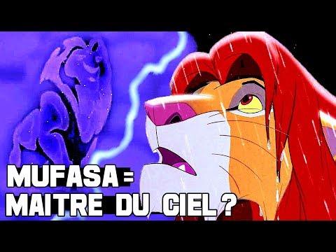Une (BELLE ?) Théorie sur MUFASA dans LE ROI LION