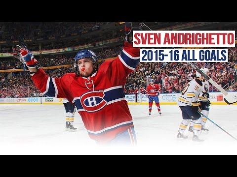 Sven Andrighetto's All Goals from the 2015-2016 NHL Season