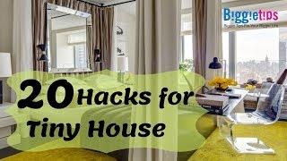 20 Tiny House Hacks To Maximize Your Space | Biggietips.com