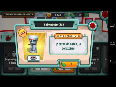 Diner Dash 2015 - Gameplay (iOS/Android)