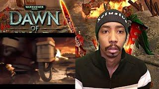 Warhammer 40,000: Dawn of War Trailer Reaction