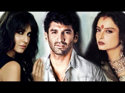 Fitoor FIRST LOOK Ft.Katrina Kaif, Aditya Roy Kapur & Rekha - RELEASED