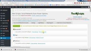 Free wordpress auto post plugin