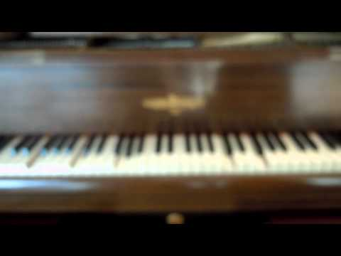 Ampico: Boogie Woogie 1939, played by J. Lawrence Cook on a 1926 Chickering Ampico Piano
