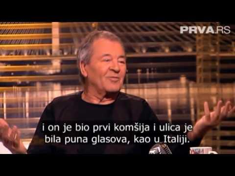 Ian Gillan (with Don Airey) - Serbian Tv Special (06.11.2016)