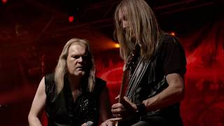 """JORN – """"Ride Like The Wind"""" (Official Live Video)"""