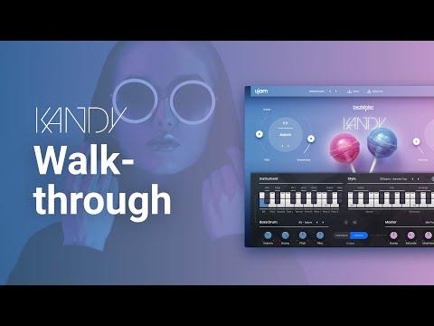 Walkthrough | Beatmaker KANDY