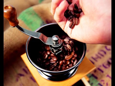 Hand Crank Coffee Grinders