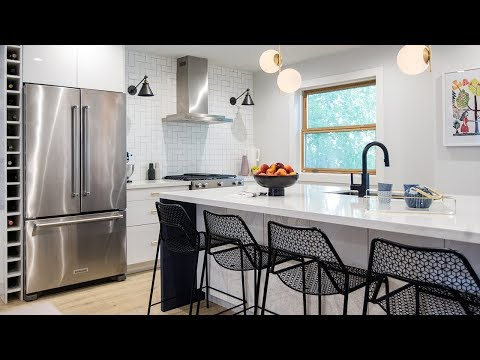 Interior Design — Small Space Makeover In A Toronto Home