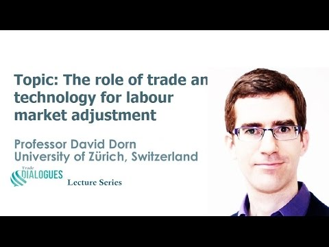 Trade Dialogues: David Dorn (full lecture)