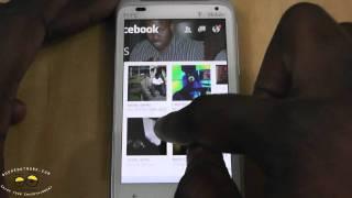 Windows Phone Facebook App Ver 2.3 Review
