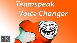 Teamspeak 3 Voice Changer [ENG/4K]