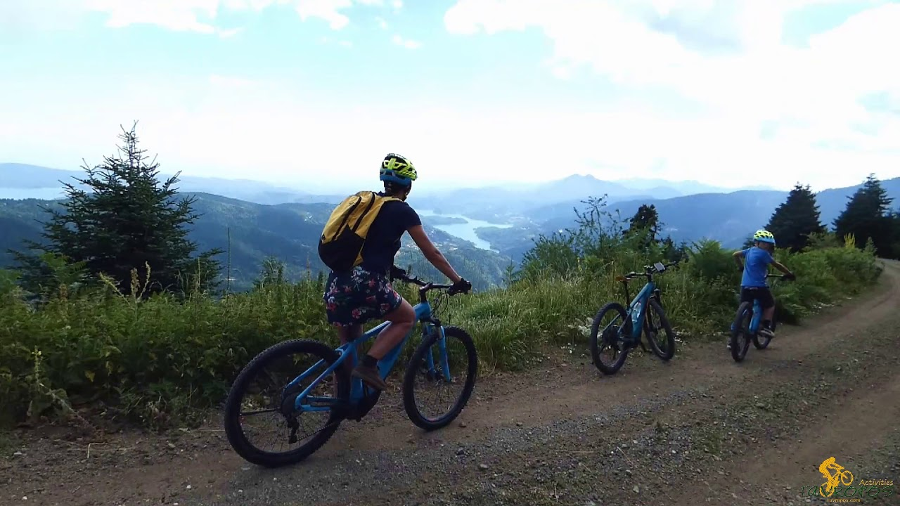 e-bikes tour 36Km-tavropos.com