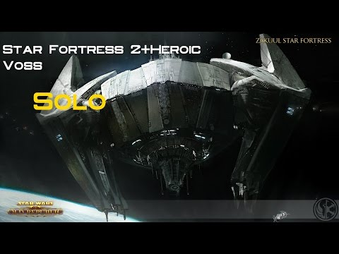 SWTOR KOTFE Star Fortress Voss 2+Heroic [Solo]