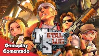 METAL SLUG 3D para PlayStation 2. El juego de la saga que SNK no sacó de Japón [Gameplay comentado]