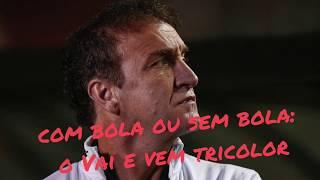São Paulo não consegue definir um estilo de jogo, segue fracassando e agora aposta em Cuca