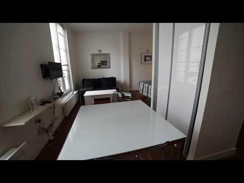 Bright studio apartment for rent in 20th arrondissement - Spotahome (ref 216520)