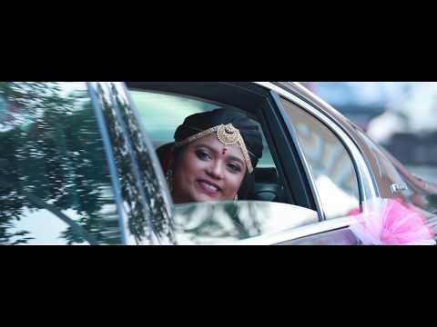 Fabulous Cinematic Wedding Videography Of Vassan & Hema By Studio Vaibhava