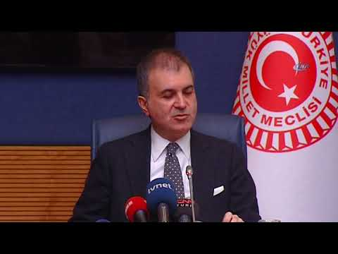 AB Bakanı Ömer Çelik'ten Vize...