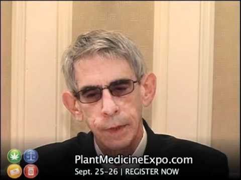 Richard Belzer Gives an overview of Plant Medicine Expo & the Healthcare Provider Conference