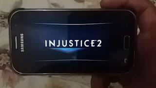 Injustice 2 galaxy j1 ace