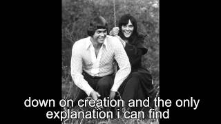 The Carpenters - Top of the world 1972 (With Lyrics)