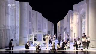 Teatro Real   Madrid . Rossini  Il Barbiere Di Siviglia   Largo al factotum   subtitled in  french