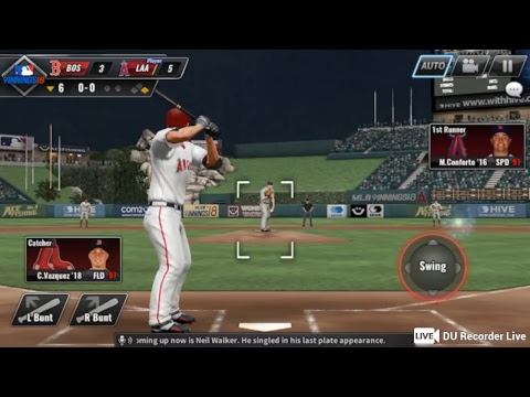 MLB 9 Innings 2018 -  League LIVE ,Special Combination, Star Combination