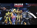TRANSFORMERS Online - 22 Heroes Bumblebee ,Barricade ,Hot Rod The Last Knight SKin vs Transform