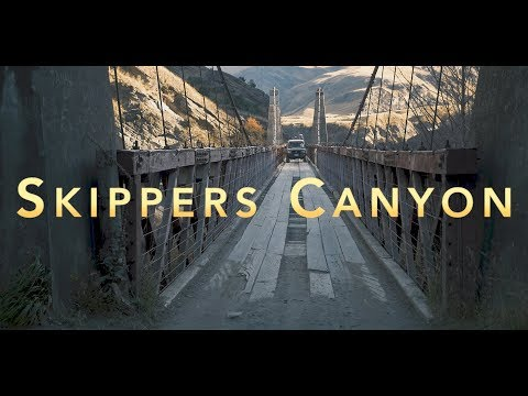 Dangerous Roads: Skippers Canyon