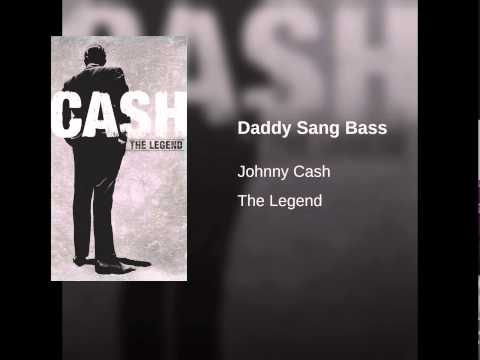Daddy Sang Bass