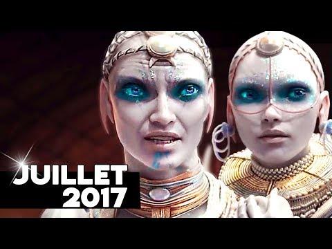 🔴 Les + GROS Films du mois de JUILLET 2017 ! [Bande Annonce] streaming vf