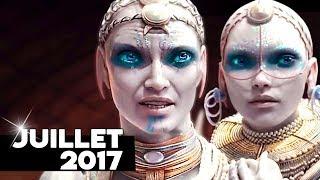 🔴 Les + GROS Films du mois de JUILLET 2017 ! [Bande Annonce] streaming