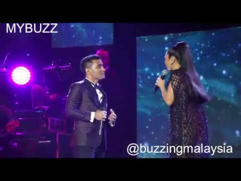 Like I'm Gonna Lose You Cover by Judika & Dayang Nurfaizah - Live in Konsert Nova 2017