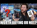 5 PS4 Games That Are Worth The Price & 5 That ARE NOT!
