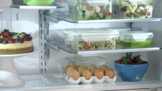 Stylish French Door Refrigerator: Latest Counter-depth Fridge From Electrolux