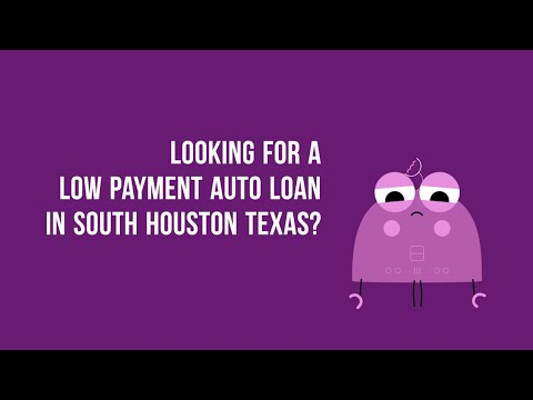 Zero Down Auto Financing in South Houston TX Bad Credit or Good Credit
