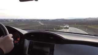 Subaru BRZ - FAST Driving on Backroads | Onboard Sound