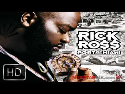RICK ROSS Port Of Miami Album HD  Hustlin Remix